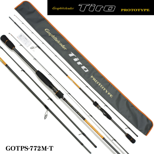 Graphiteleader Tiro Prototype GOTPS-772M-T
