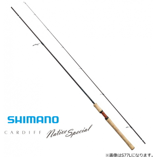 Shimano 19 Cardiff Native Special S77L