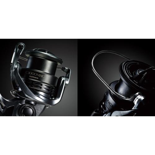 Shimano 18 Exsence CI4+ 4000MXG