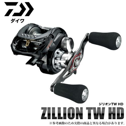 Daiwa 18 Zillion TW HD 1520-CC