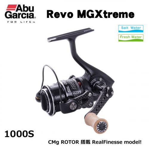 Abu Garcia 18 Revo MGXtreme 1000S