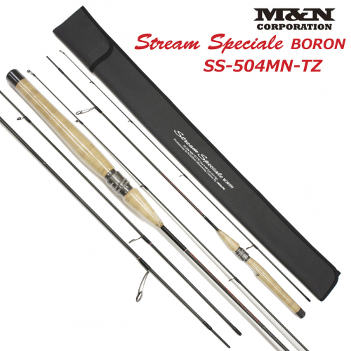 M&N Stream Speciale BORON SS-504MN-TZ