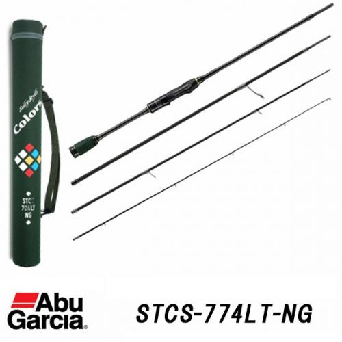 Abu Garcia Salty Style Colors STCS-774LT-NG