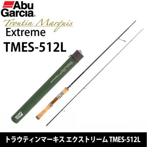 Abu Garcia Troutin Marquis Extreme TMES-512L