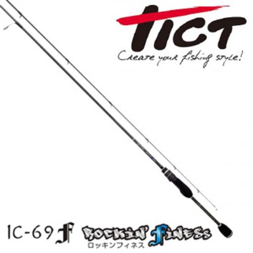 TICT ICE CUBE IC-69F-Sis