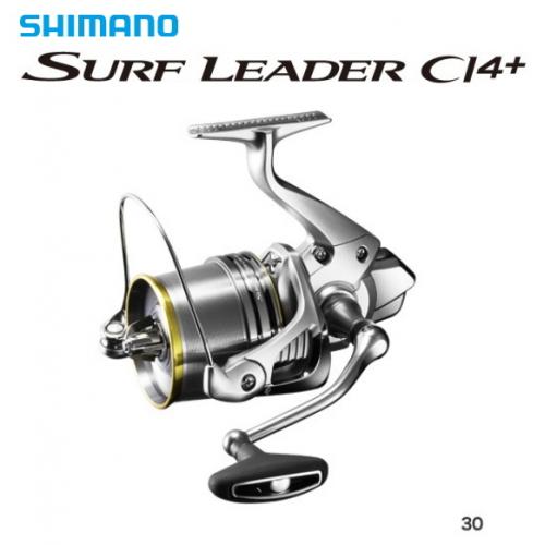 Shimano 18 Surf Leader CI4+ 30 fine thread spec