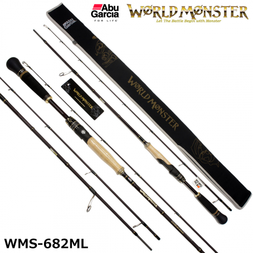 Abu Garcia World Monster WMS-682ML