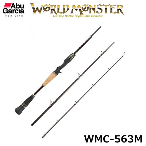 Abu Garcia World Monster WMC-563M