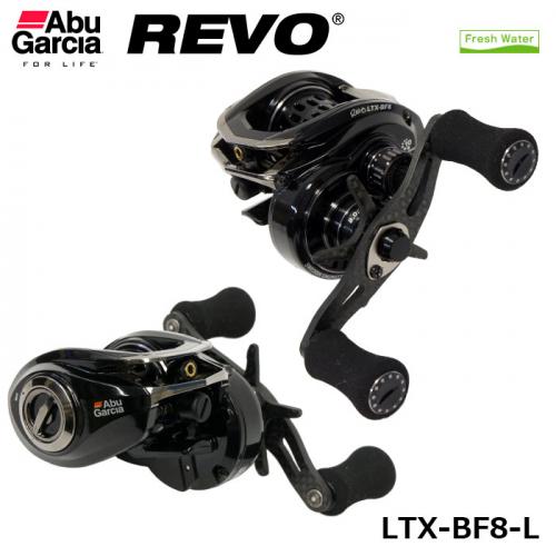 Abu Garcia Revo LTX-BF8-L