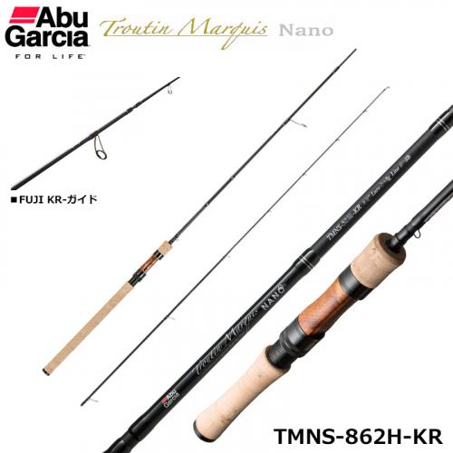 Abu Garcia TroutinMarquis Nano TMNS-862H-KR