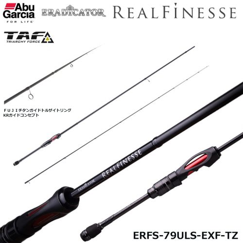 Abu Garcia Eradicator Realfinesse ERFS-79ULS-EXF-TZ
