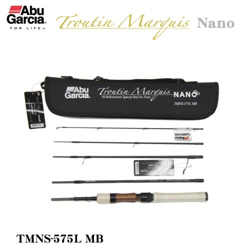 Abu Garcia TroutinMarquis Nano TMNS-575L MB