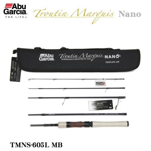 Abu Garcia TroutinMarquis Nano TMNS-605L MB
