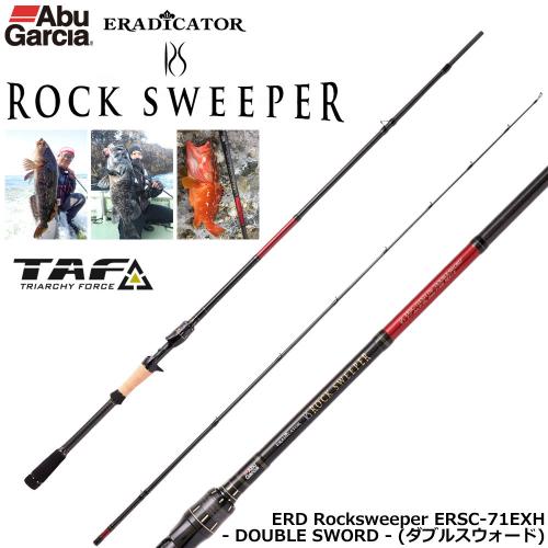 Abu Garcia Eradicator Rocksweeper ERSC-71EXH