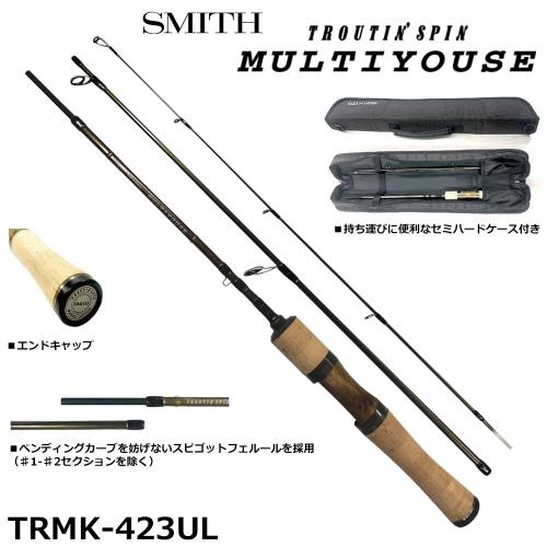 Smith Troutin Spin Multiyouse TRMK-423UL