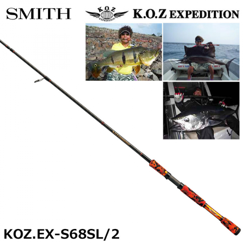 Smith 20 KOZ Expedition KOZ.EX-S68SL/2