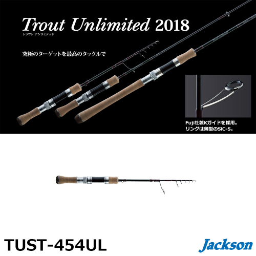 Jackson Trout Unlimited TUSP-454UL