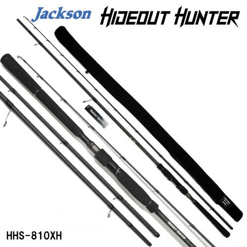 Jackson Hideout Hunter HHS-810XH