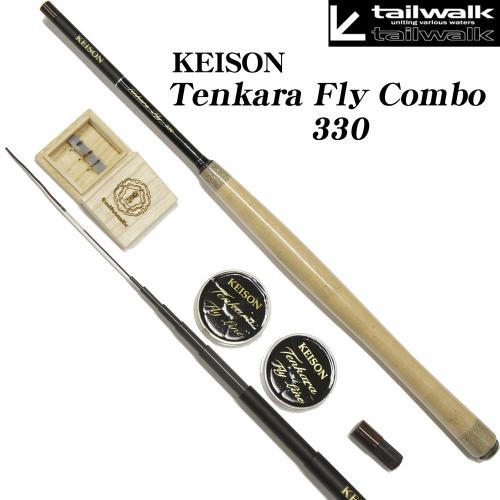 Tailwalk Tenkara Fly Combo 330