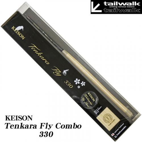 Tailwalk Tenkara Fly Combo 360