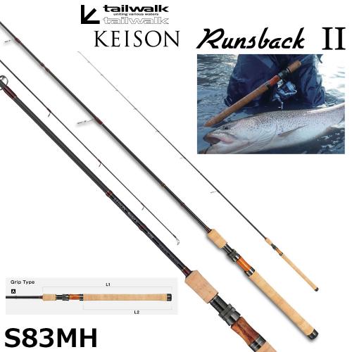 Tailwalk Keison Runsback II S83MH