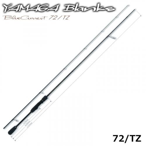 Yamaga Blanks BlueCurrent 72/TZ