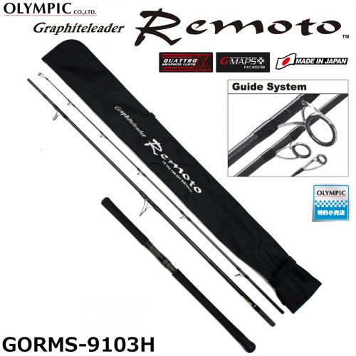 Graphiteleader 19 Remoto GORMS-9103H