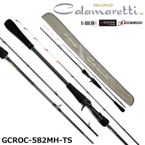 Graphiteleader 18 Nuovo Calamaretti GCROC-582MH-TS