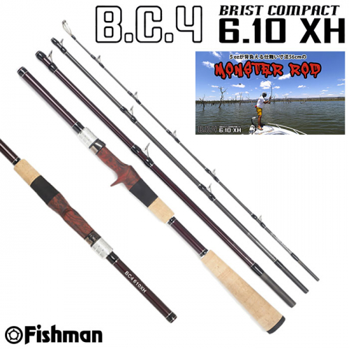 Fishman Brist Compact BC4 6.10XH