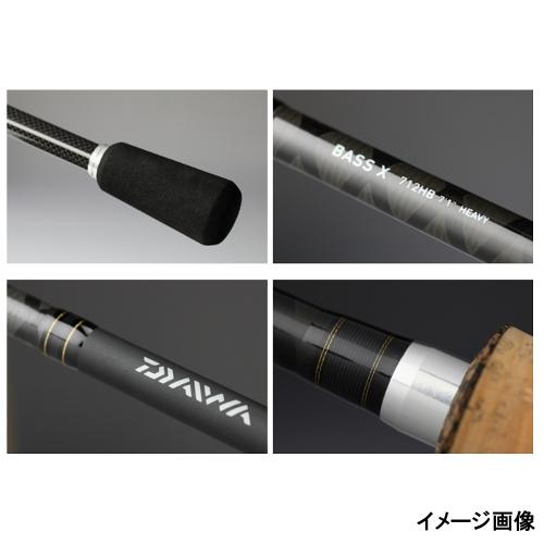 Daiwa Bass X 603TLS