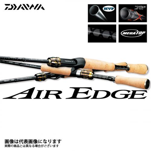 Daiwa 18 Air Edge 662ML/LS