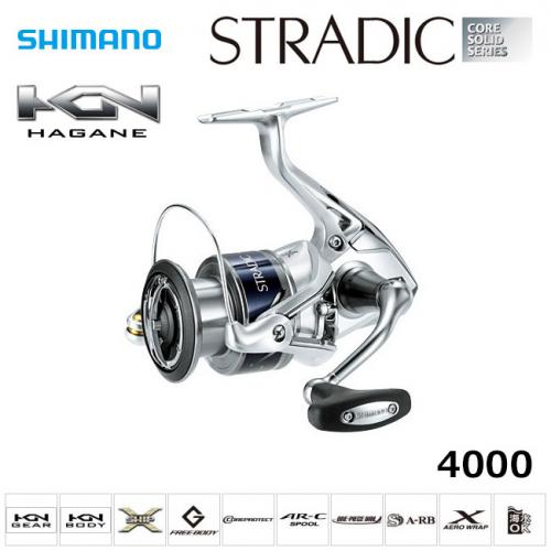 Shimano 15 Stradic 4000