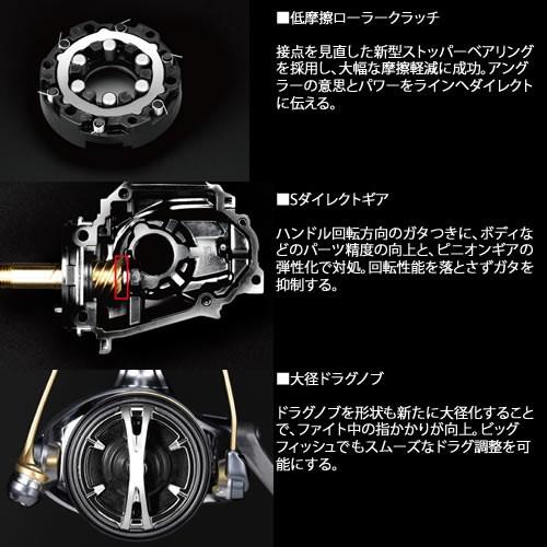 Shimano 16 Vanquish 4000HG