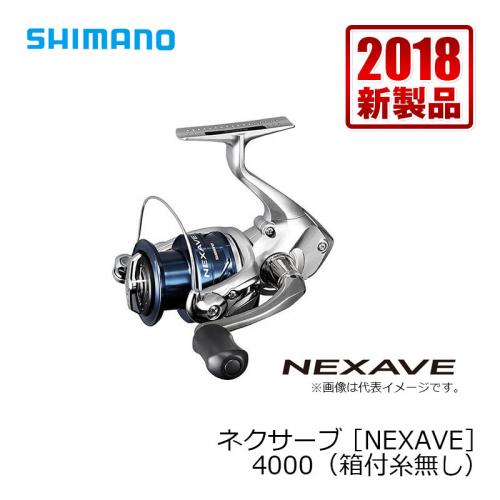 Shimano 18 Nexave 4000