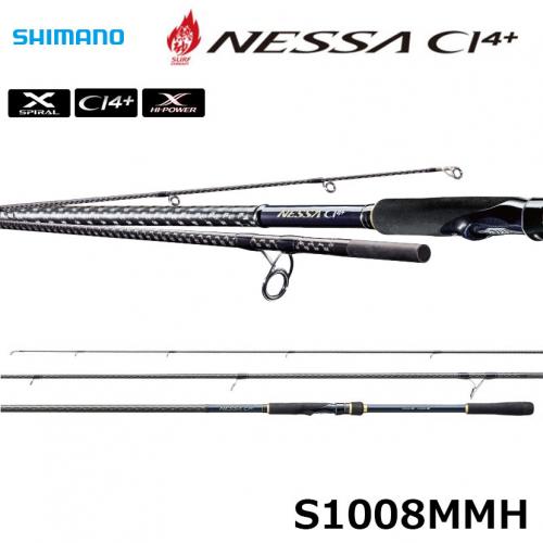 Shimano Nessa CI4+ S1008MMH