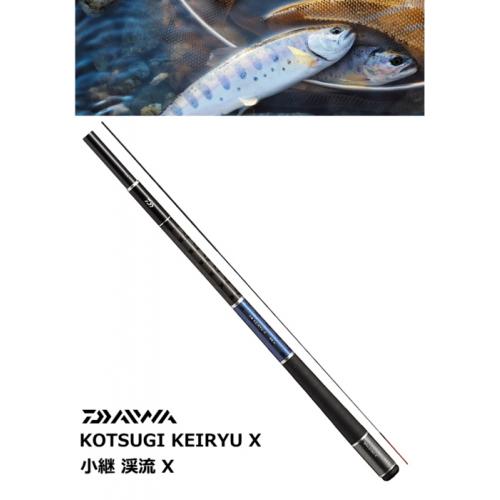 Daiwa KOTSUGI KEIRYU X