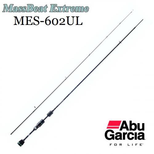 Abu Garcia Mass Beat Extreme MES-602UL