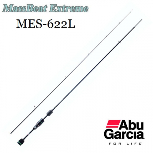 Abu Garcia Mass Beat Extreme MES-622L