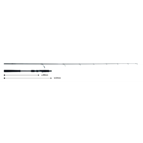 Yamaga Blanks SeaWalk Light-Jigging 67UL