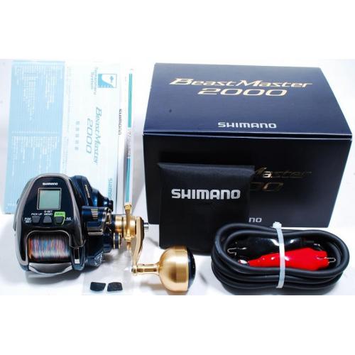 Shimano 18 BeastMaster 2000