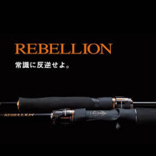 Daiwa 20 Rebellion 6102MRB