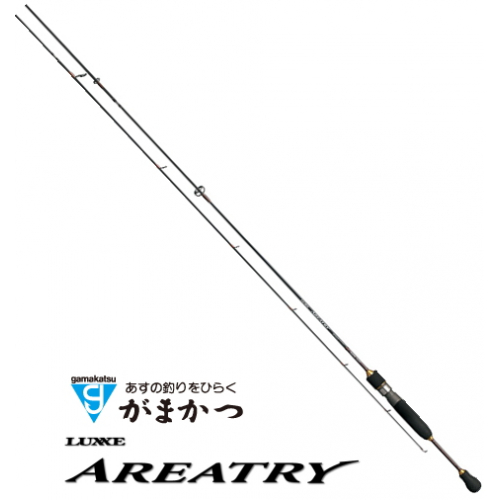 Gamakatsu LUXXE Areatry 62UL-REGULAR