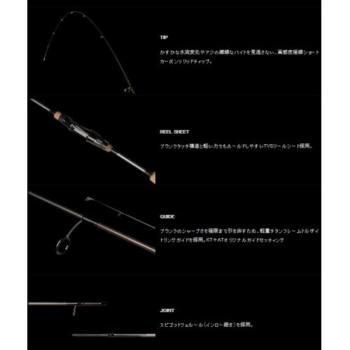 Nories ECOGEAR SPEC KATSU-AJI 67