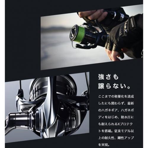 Shimano 19 Vanquish 4000MHG