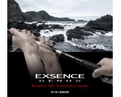 Shimano 18 Exsence Genos S116-130M/RF