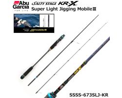 Abu Garcia SSSS-673SLJ-KR