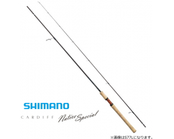 Shimano 19 Cardiff Native Special S83ML