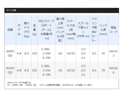Shimano 20 Bay Game 300PG
