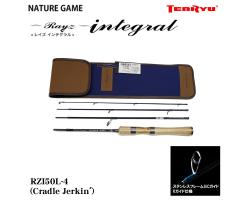 Tenryu Raise Integral RZI50L-4 (Cradle Jerkin)