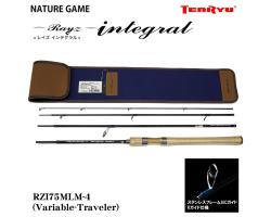 Tenryu Rayz RZI75MLM-4